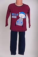 Пижама для мальчиков с медвежонком, фото 1