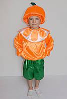 Детский карнавальный костюм Апельсина, фото 1