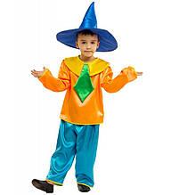 Детский карнавальный костюм Незнайка