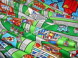 Детский комплект постельного белья в кроватку  Робокар Поли, фото 5