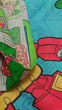Детский комплект постельного белья в кроватку  Робокар Поли, фото 7