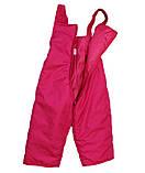 Детская демисезонная куртка и полукомбинезон для девочки, фото 3