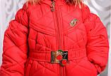 Зимняя куртка  и полукомбинезон  для девочки, фото 5