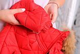 Зимняя куртка  и полукомбинезон  для девочки, фото 7