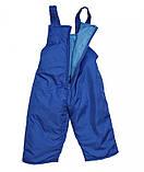 Демисезонная куртка и  штаны на лямках для мальчика, фото 8