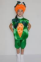 Костюм  для детей Морковки, фото 1