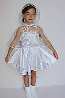 Карнавальный костюм Снежинка для девочек, фото 1