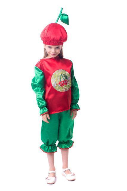 Карнавальный костюм   Вишня, Вишенка