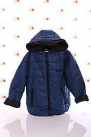 Демисезонная  куртка на молнии для мальчиков, фото 1