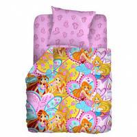 Комплект постельного белья  Феи Винкс, фото 1
