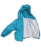 Демисезонный  костюм,  курточка и полукомбинезон на мальчика, фото 7