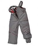 Зимняя куртка и полукомбинезон  для девочек Город, фото 5