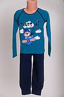 Пижама для мальчика - Мишка на самолете Tom John 89093