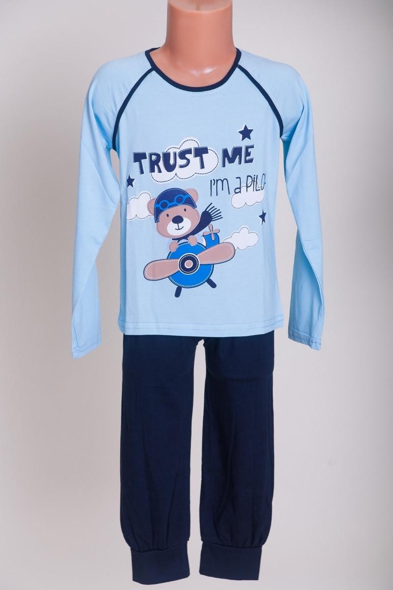 Пижама для мальчиков Tom John 89093