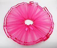 Пышная фатиновая  юбка   для девочек, фото 1