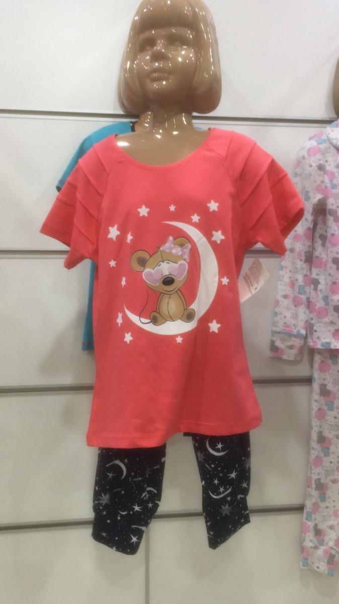 Пижама трикотажная    для девочек  Nicoletta