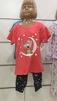 Пижама трикотажная    для девочек  Nicoletta, фото 1