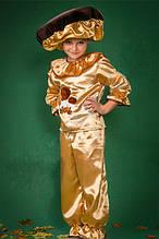 Карнавальный костюм Грибочек для мальчика