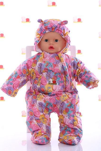 Детский комбинезон-человечек для новорожденных