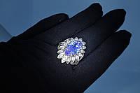 """Женское серебряное кольцо """"Алесса"""""""