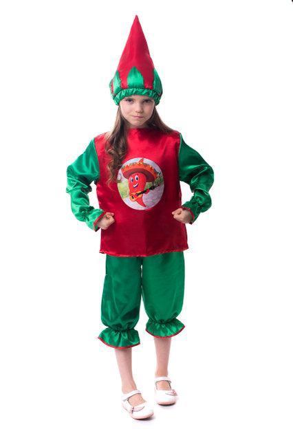 Карнавальный костюм Перец Чили