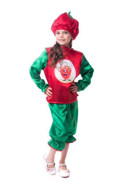 Карнавальный костюм Перец  сладкий
