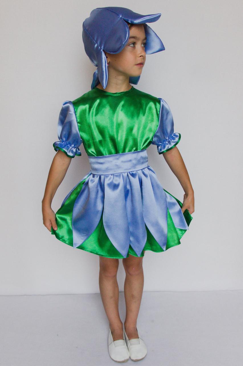 Карнавальный костюм  для девочек Пролисок,  Колокольчик