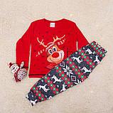 Пижама  для девочек на 2-7 лет  Nicoletta 85272, фото 3