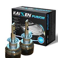 Светодиодные лампы H1 6000K Kaixen Fusion