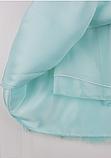 Детское  нарядное платье мятного цвета, фото 10