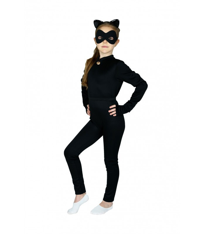 Карнавальный костюм Супер Кошка, Пантера Багира