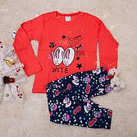 Пижама подростковая для девочек  Зайки Nicoletta   95065