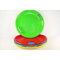 Ледянка - тарелка 62х62х4 см  МЕРЕФА