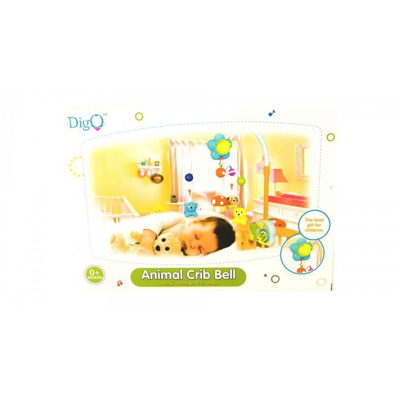 Няня - мобиль музыкальный  на кроватку   WD3624
