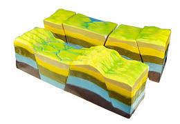 Модель Зсуви Земної кори
