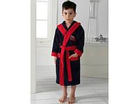 Халат махровый для мальчика 3-4  года Philippus