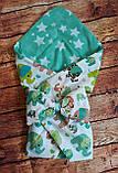 Конверт на выписку для новорожденного все сезоны, фото 4