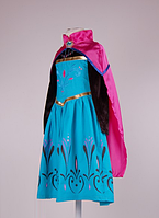 Нарядное платье Эльзы для коронации