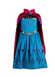 Нарядное платье Эльзы для коронации, фото 5