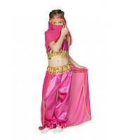 Карнавальный костюм для девочки  Принцесса  Жасмин, фото 1