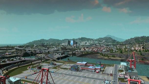 Энтузиаст воссоздал Лос-Сантос из GTA V в игре Cities: Skylines