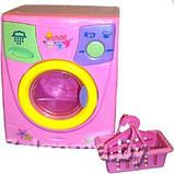 Детская  стиральная машина с корзиной для белья 2010, фото 5