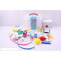 Набор игрушечный Доктор  (в чемодане) 2553