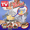 Дуршлаг корзина Magic Kitchen Deluxe Chef Basket, фото 10