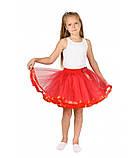 Пышная юбка из фатина для девочек, фото 3