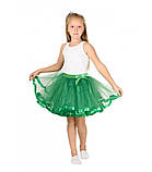 Пышная юбка из фатина для девочек, фото 9