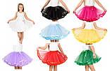 Пышная юбка из фатина для девочек, фото 10