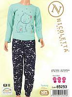 Яркая пижама   для девочки   Nicoletta, фото 1