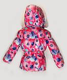 Куртка зимняя  утепленная  и полукомбинезон  для девочек, фото 10