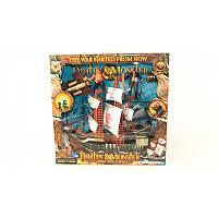 Пиратский корабль в коробке 342